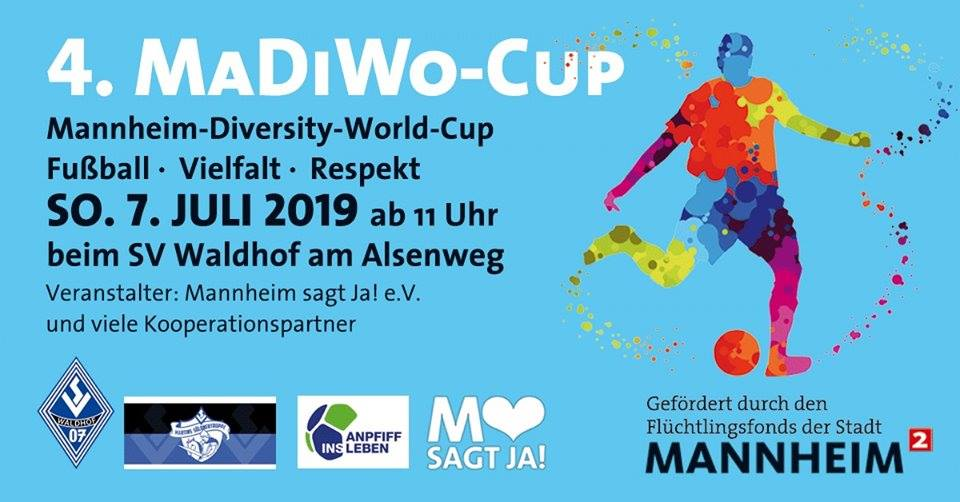 MaDiWo Cup 2019 Banner