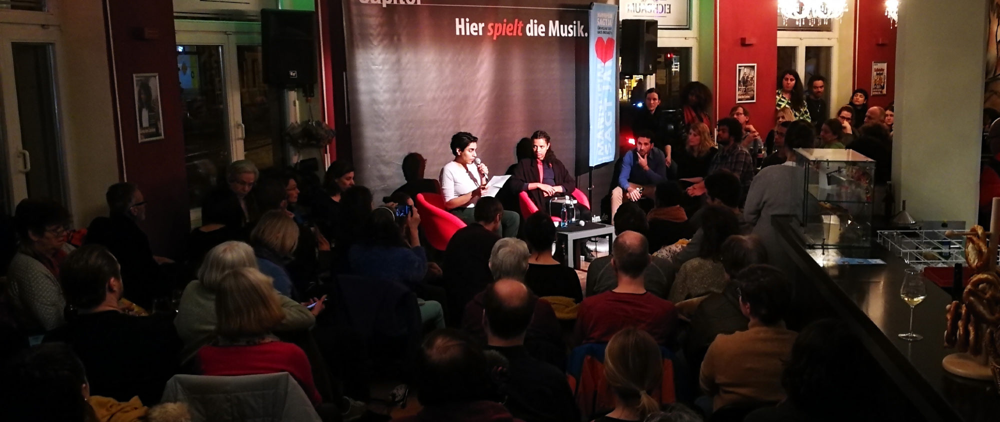 Lesung mit Alice Hasters am 05.03.2020