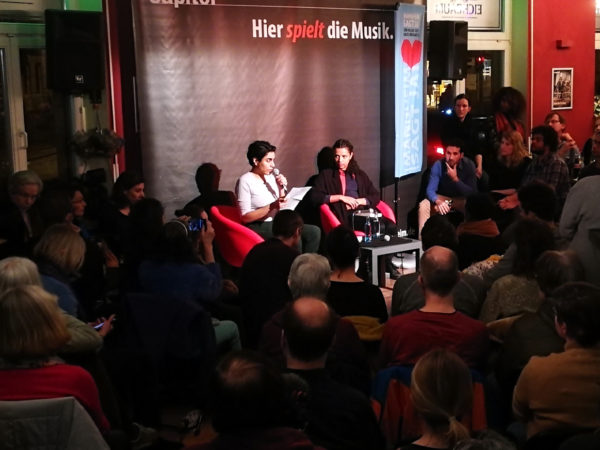 Lesung mit Alice Hasters // 05.03.2020