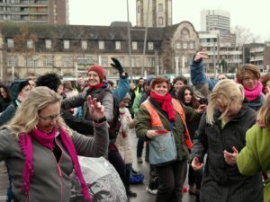Aktionstag – One Billion Rising // 13. Februar 2016