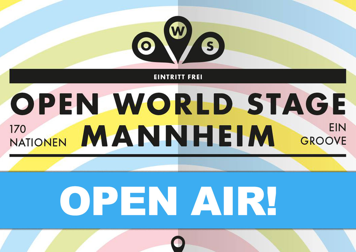 Open World Stage Open Air 2019